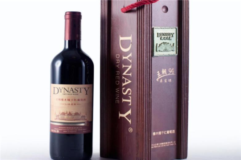 王朝葡萄酒专卖加盟