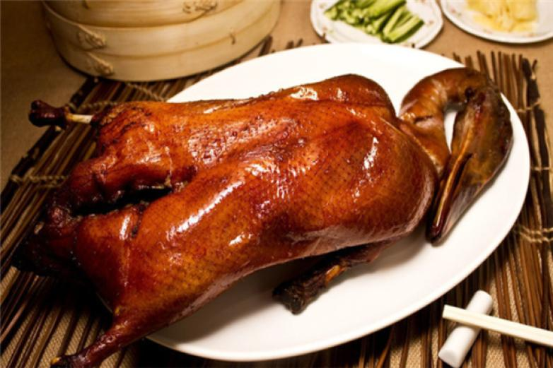 老北京烤鸭熟食店加盟