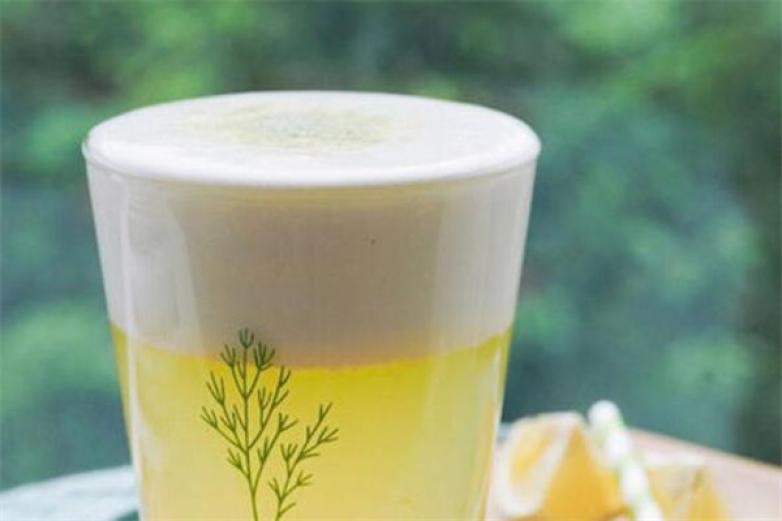 台湾台盖奶茶加盟