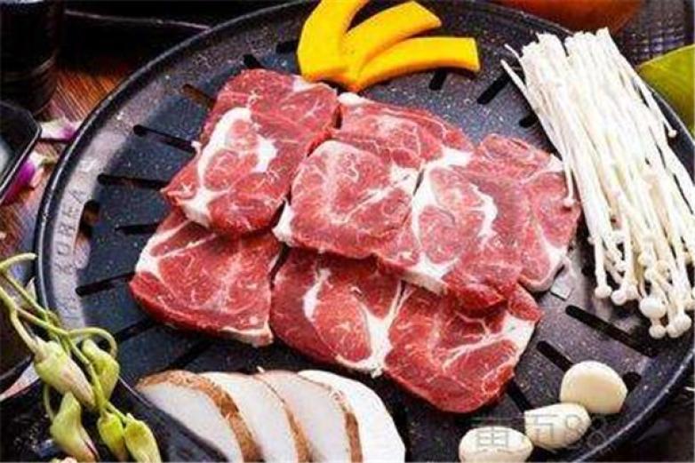 正宗韓國烤肉店加盟
