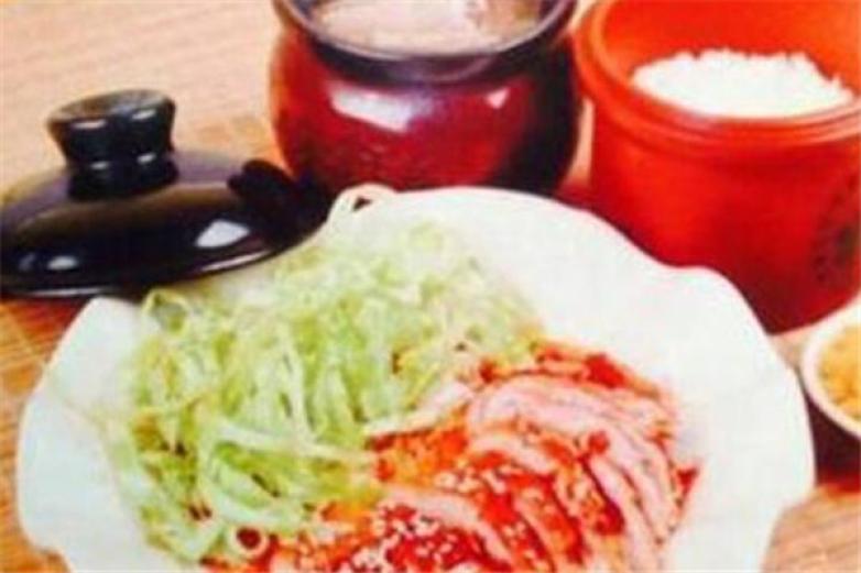 杨传老厨营养快餐加盟