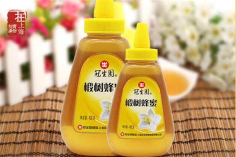 上海冠生园蜂蜜加盟
