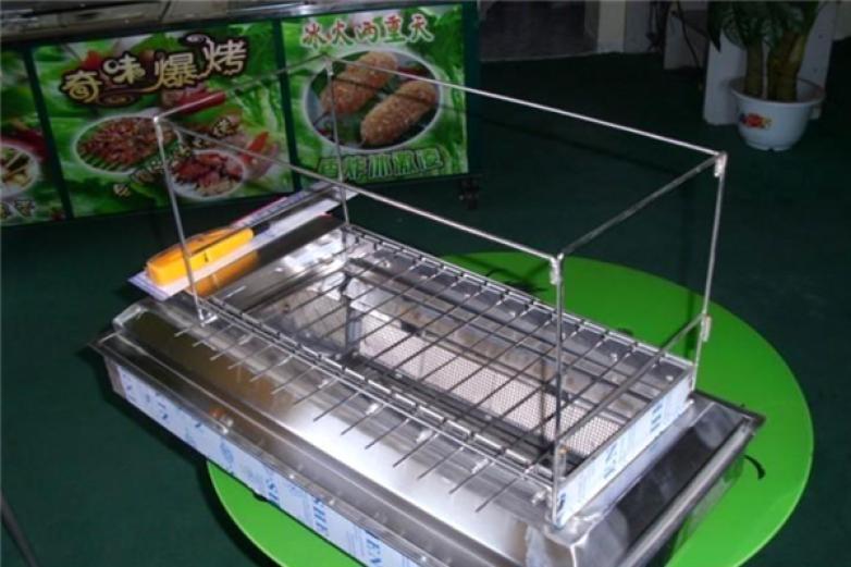 多功能自动烧烤机加盟
