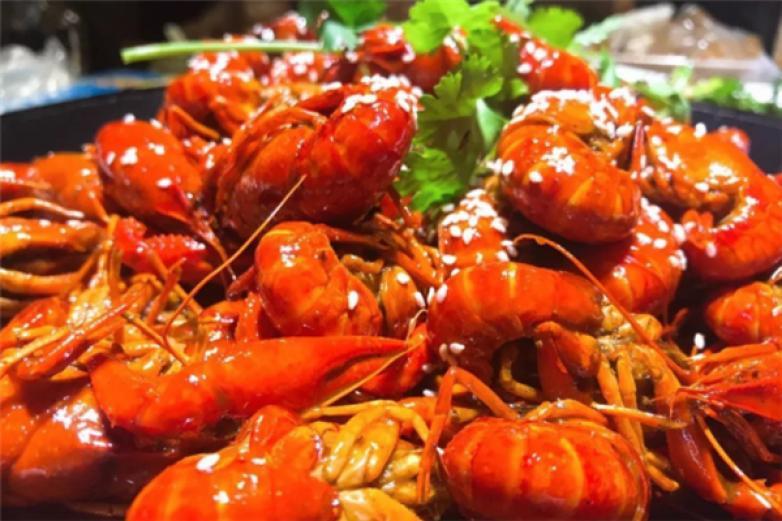 智龍龙虾菜馆加盟
