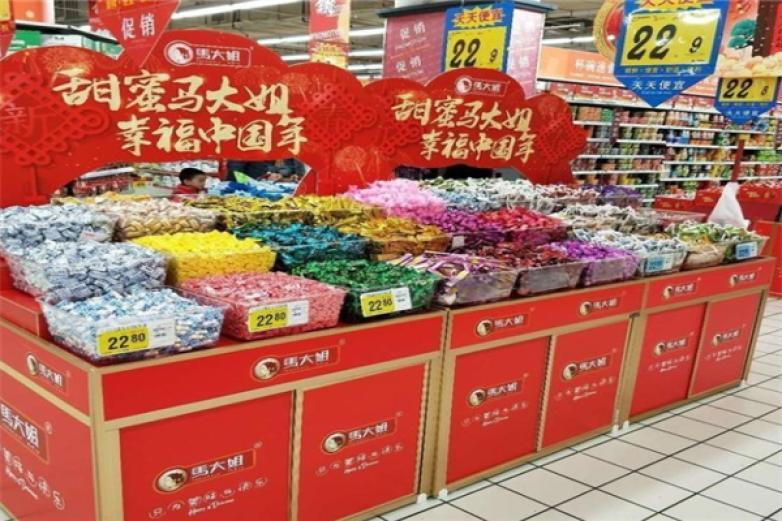 马大姐糖果店加盟