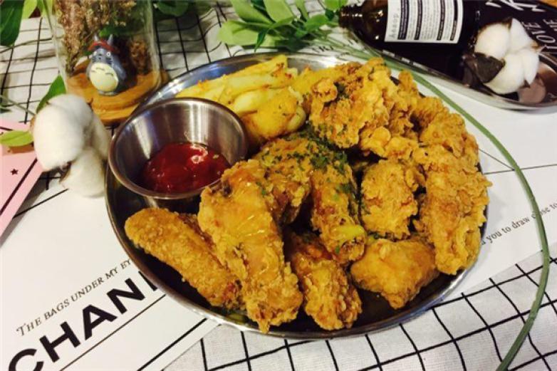 智山韩式炸鸡加盟