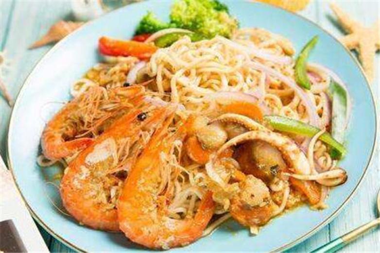 虾米虾面加盟