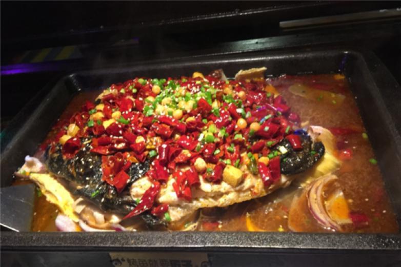 海南匠子烤魚加盟