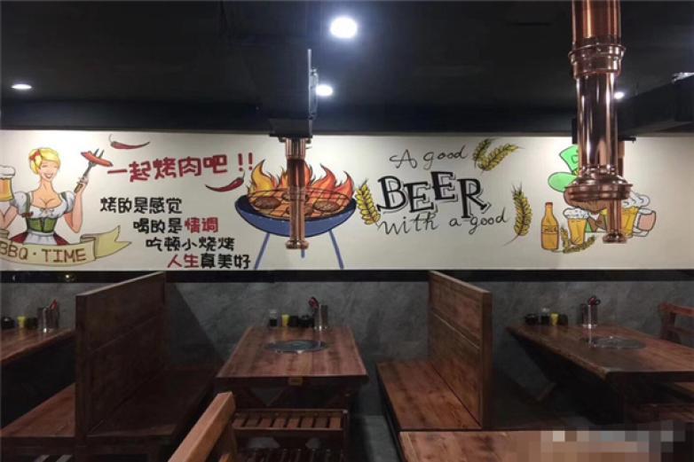 德啤烤肉加盟