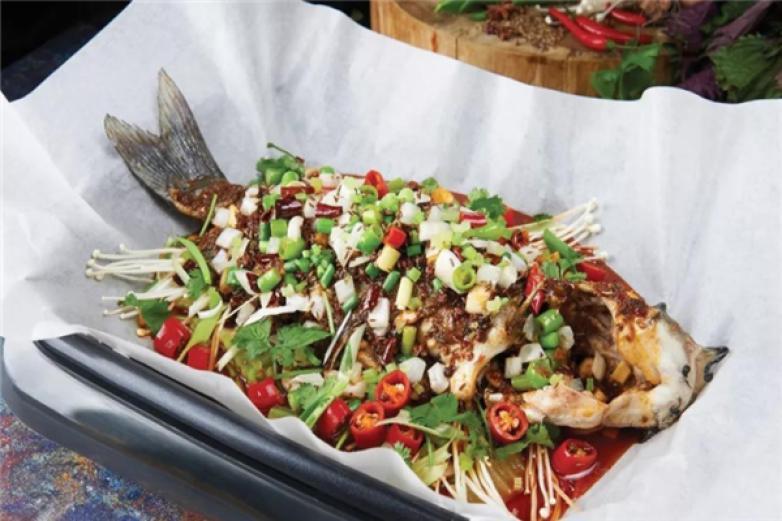 魚多米多紙包魚加盟