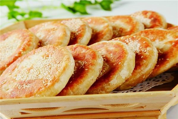 怎么做油酥烧饼