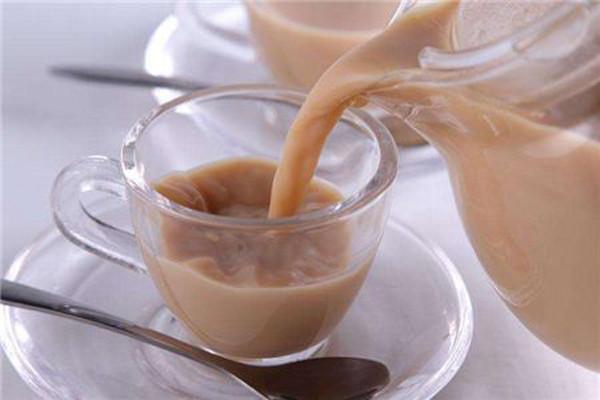 侯彩擂奶茶种类丰富