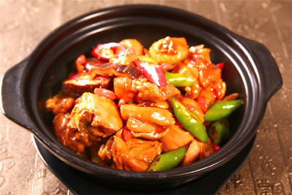 上吉鋪黃燜雞米飯加盟條件介紹