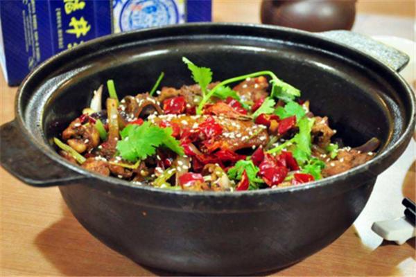 重慶雞公煲加盟需要多少錢