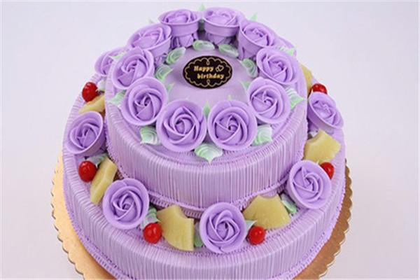 翻糖蛋糕备受消费者们的喜爱