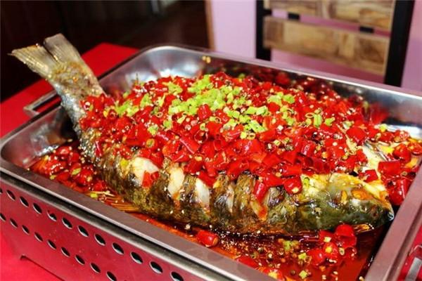 花千代烤鱼肉质细腻