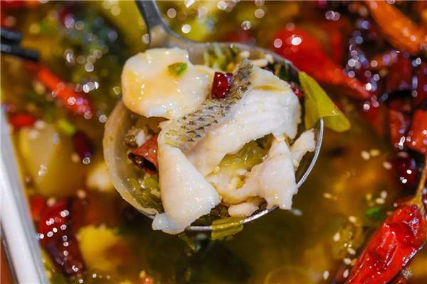 太二酸菜鱼肉质细腻
