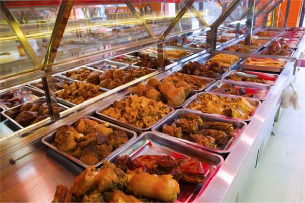 双缘熟食店在多地设有分店