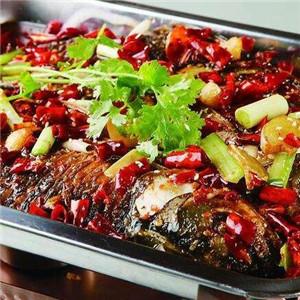 鲁创烤鱼拌饭