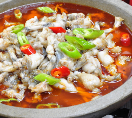 水庫石鍋魚