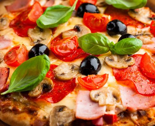 妙味词典意式披萨