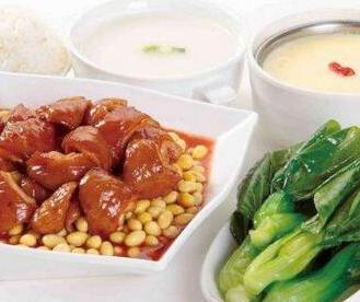 鱼小皖中式快餐