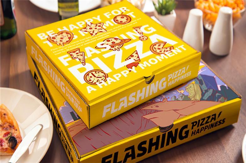 闪速披萨加盟