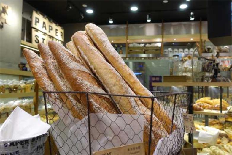 幸福起点面包加盟
