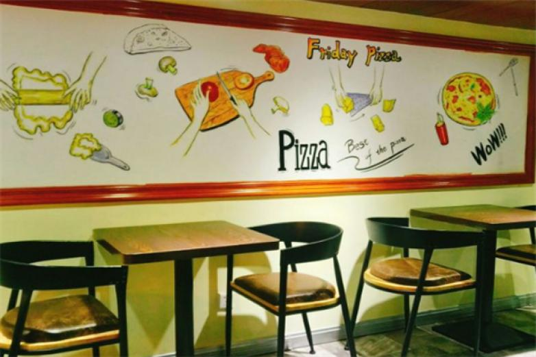 星期五披萨加盟