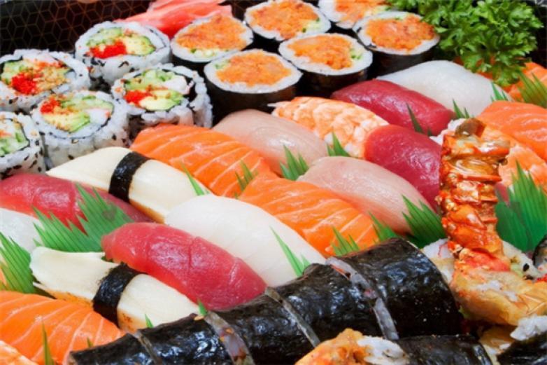 焦作寿司加盟