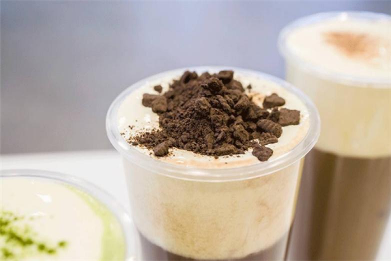 冰激凌與茶加盟