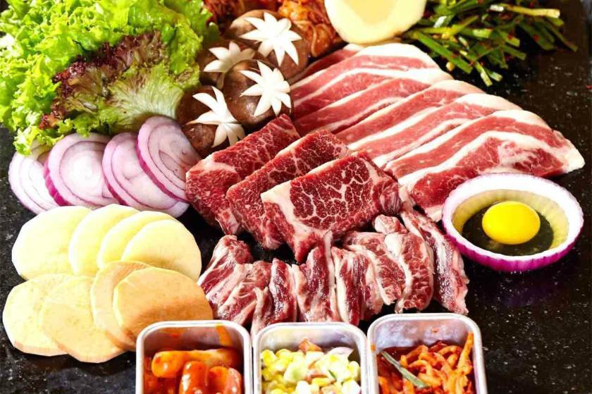 石板烤肉加盟