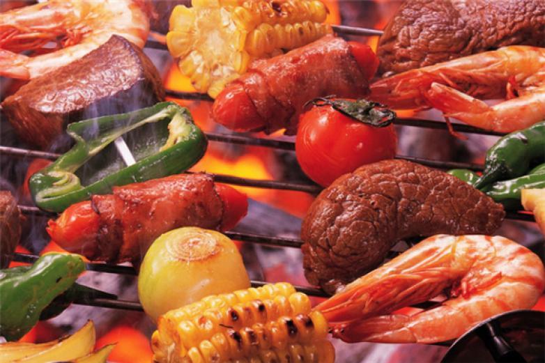 道帮子烤肉