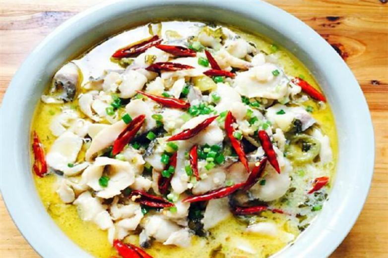 川魚川說特色酸菜魚加盟
