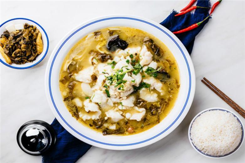 大肥鱼酸菜鱼米饭加盟