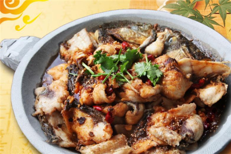 福缘石锅鱼加盟