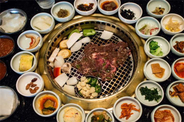 韩香坊烤肉店加盟