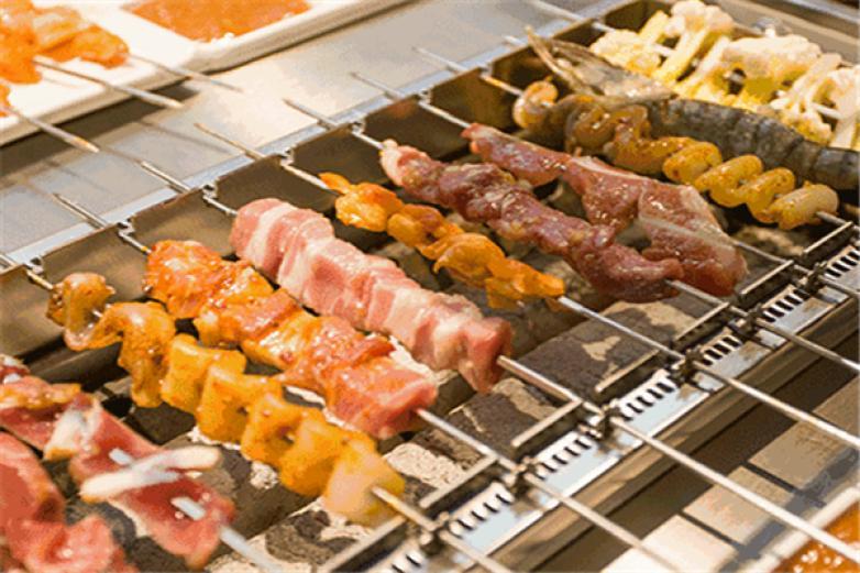 滏山汇韩式自助烤肉加盟