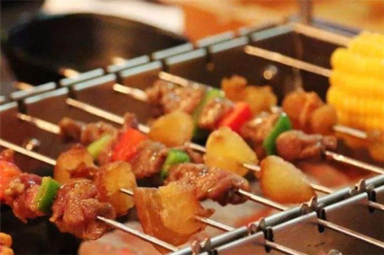 嘎嘎香韩式自助烤肉加盟