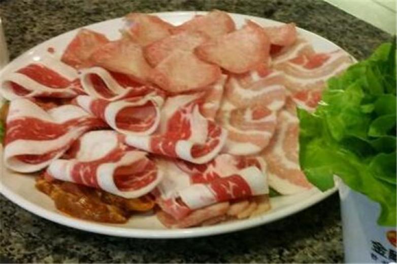 金刚山韩式烤肉加盟