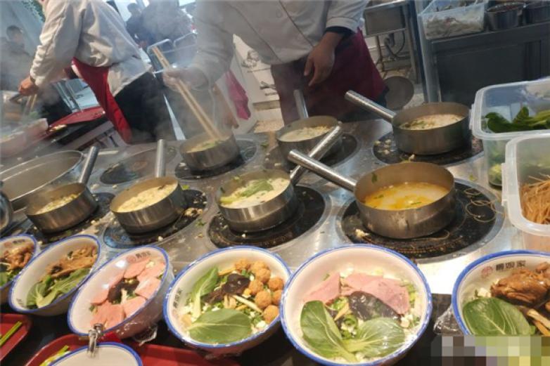 景娘煮馍加盟