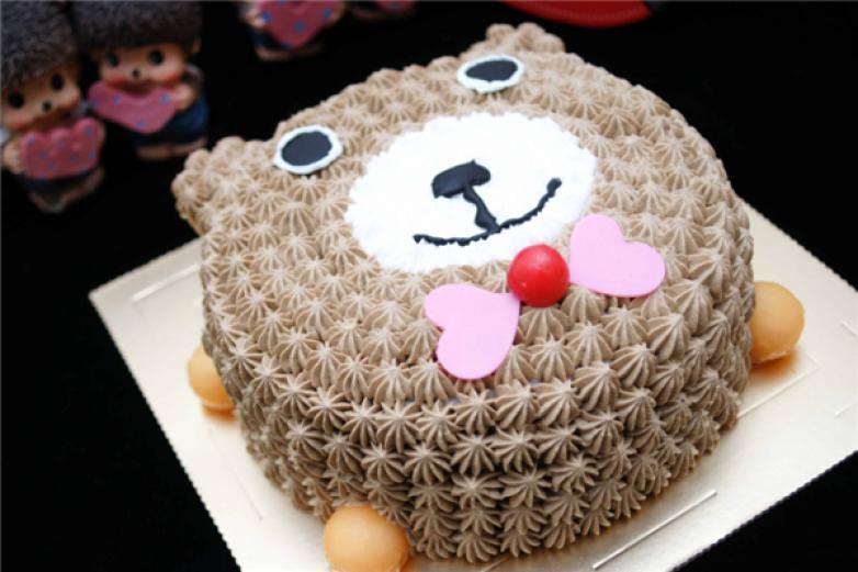 桂香园蛋糕店加盟