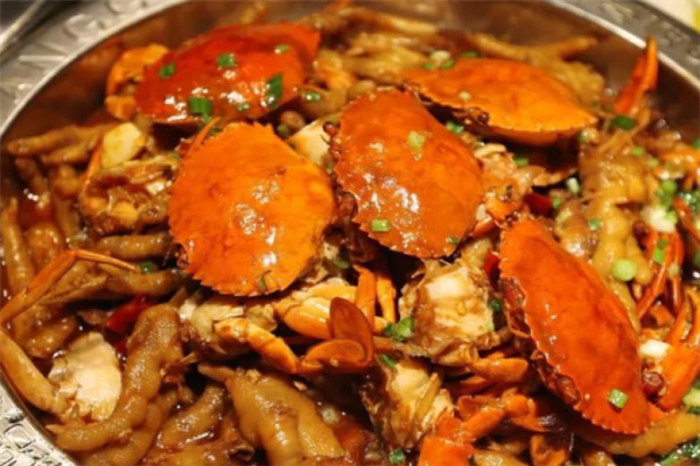 蟹哥煲肉蟹煲加盟