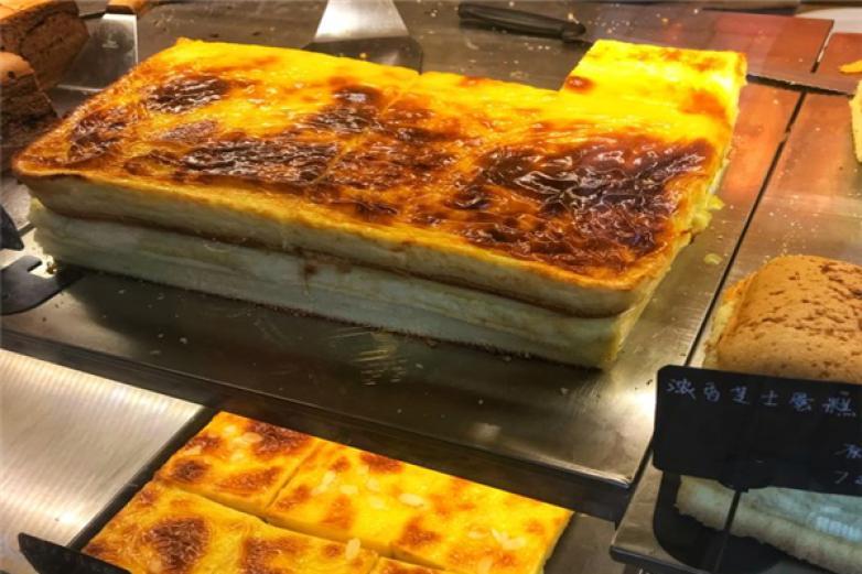 老香港纯手工蛋糕加盟
