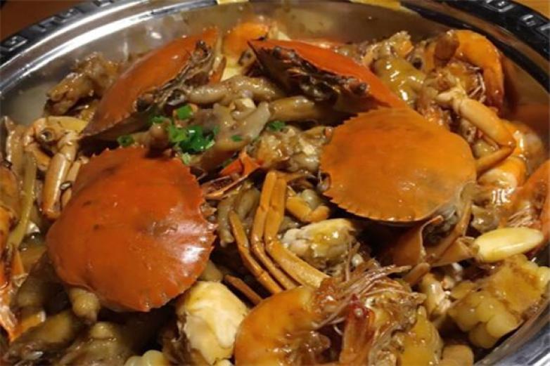大叔的肉蟹煲加盟