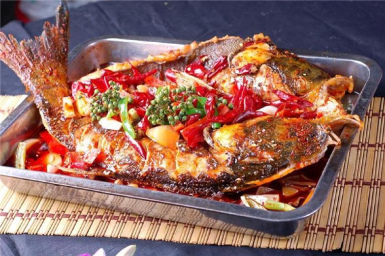 焰渔烤鱼加盟