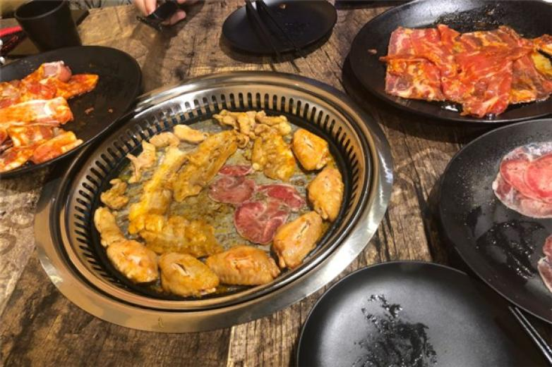 韩功夫烤肉加盟