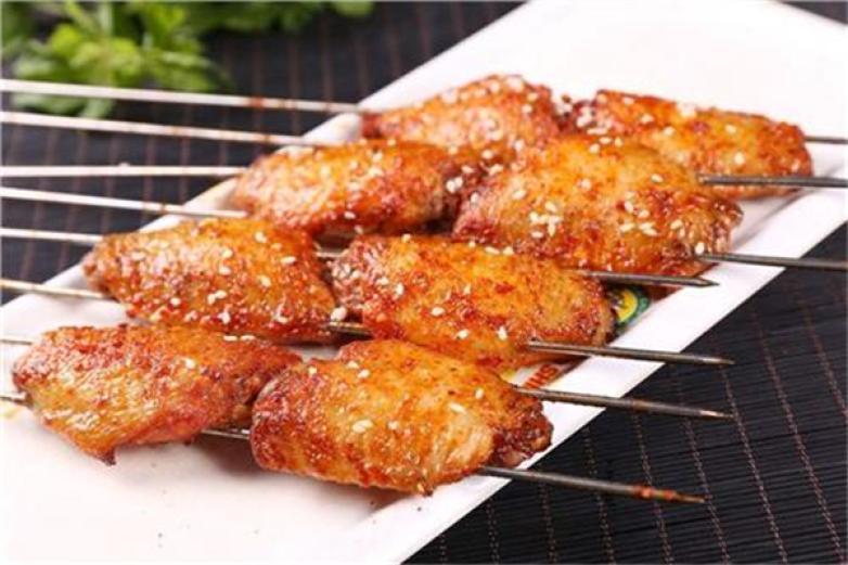 沙月烤翅加盟