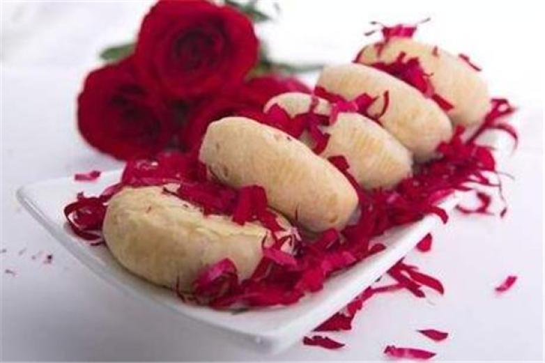 七彩玫瑰街头美食加盟