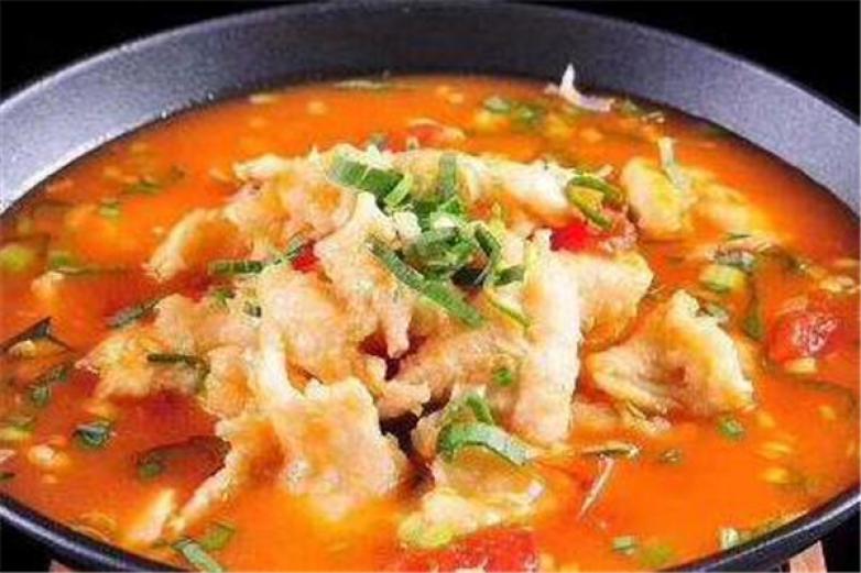 一品香酸湯魚加盟